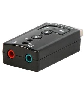 Adaptador de áudio USB virtual 7.1 - UBO9312