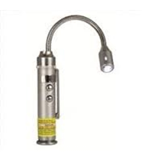 Lanterna Magnetica 1 Led e Laser - MX30700014
