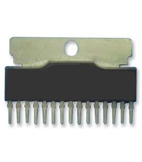 BA5417 - Audio Power Amplifier, 2, 5 W, 6V to 15V, SIP15 - BA5417
