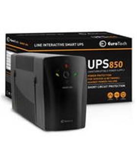UPS850EU - SMART UPS 850VA / 510W 1USB 2RJ45 2SCHUKO - UPS850VA