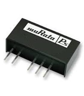 NMA0512SC - CONVERTER, DC-DC, +/-12V, 1W - NMA0512SC