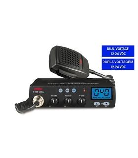 Radio Cb 12/24V AM/FM - M130DUAL