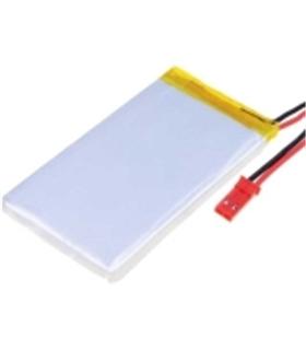 Bateria recarregavel Li-Po 3.7V 1800Mah 5.8x41x74mm - MX0359014