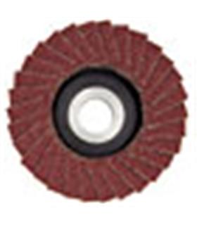 Disco de lixa lamelado em Corindo para LHW, Ø50mm, grão 100 - 2228590