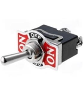 TSP103AA3 - Interruptor Alavanca 3 Posiçoes 1 Circuito - TSP103AA3