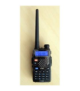 INTEK KT 980-HPOWER - Rádio portátil VHF/UHF Amador - INTEK980