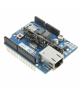 Arduino Ethernet Shield Rev.3 With Poe Module - A000075