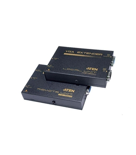 VE150L/R - Kit Extensão VGA 1920x1200  até 150m por UTP - VE150LR