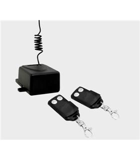 MX2171 - Kit Emissor/Receptor 2 Canais 433Mhz Com 2 Comandos - MX2171