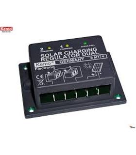 M174 - Regulador de carga 12Vdc 16A Kemo - M174