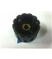 Botão para Potenciometro Rotativo  C/ Escala