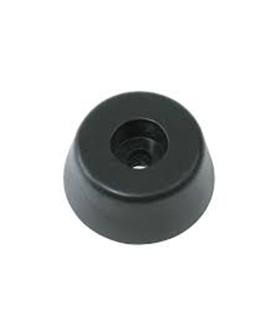 Pe de Borracha Diametro 28mm Altura 6mm - PBNF014