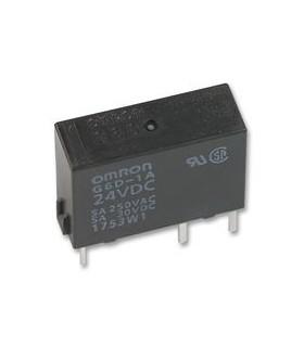 RELAY, PCB, SPCO, 24VDC - G6D-1A-24VDC