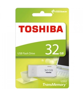Pen Drive Usb 32GB, Flash Memory 32GB USB2 Toshiba U202 - PEN32GBTM
