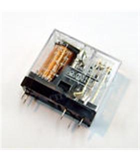 G2R-2A-9DC - Relé 9Vdc 10Amp DPST-NO - G2R-2A-9DC