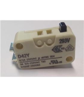 Micro Switch Medio Circuito Impresso Horizontal - MSGCIH