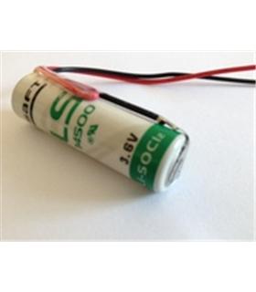 LS14500PR - Pilha Lithium AA 3.6V 2.600mAh Com Fios - 169LS14500PR
