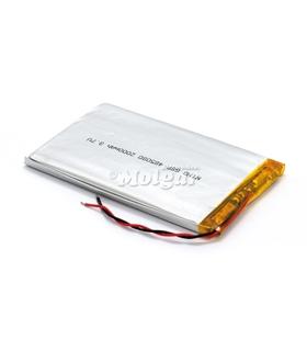 Bateria 3,7V 1500mAh Li-Pol - 35,0x68,0x5,5mm - GSP553775 - BAT529