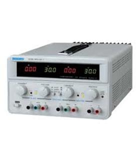 Fonte Alimentaçao Bancada 0÷30VDC; 0÷30VDC; 5VDC; 0÷2A - MPS3002L3