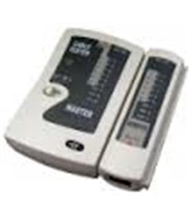 Testador para cabos RJ45 e RJ11/RJ12 - DX240
