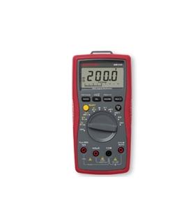 AM-550-EUR - MULTIMETER, DIGITAL, HANDHELD, TRMS - AM550