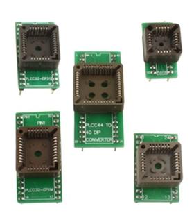 Kit PLCC - Adaptador Universal - KITPLCC