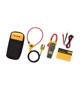 FLUKE 376/E - Pinça Amperimetrica1000A TRMS CA/CC, c/sonda - FLUKE376