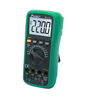 MT-1710 - 3-3/4 True-RMS Auto Range Multimeter - MT1710
