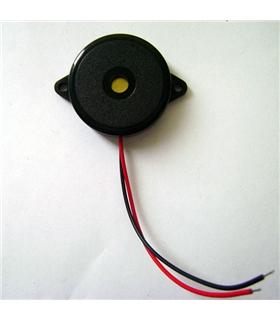 Piezo 1...30Vac c/ fios 120Hz - LDBZPN2312