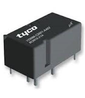 V23086C2001A403 - RELAY, DPDT, 30A, 12VDC - V23086C2001A403