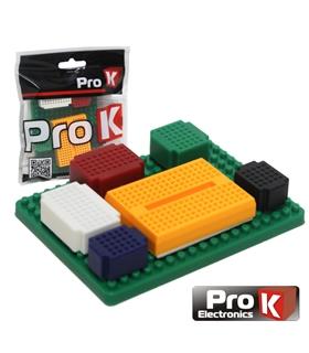PKBB06A - Placa De Ensaio Multifunçoes Com 355 Pontos - PKBB06A