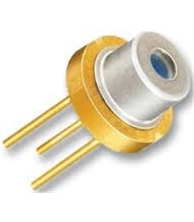 2008369  - Laser Diode, Visible, 650 nm, 27 mA, 3, 7 mW - 2008369