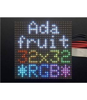 ADA607 - 32x32 RGB LED Matrix Panel - 4mm Pitch - ADA607