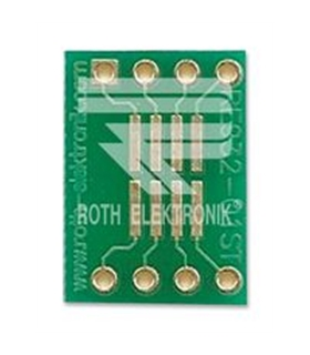 RE932-01ST - Adaptador 11.5X16MM, SOIC-8 - RE932-01ST
