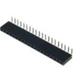 Régua 36 Pinos Macho/Macho para circuito impresso - 69R36P