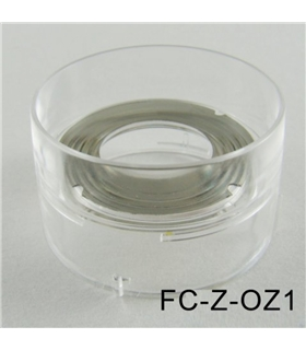 FC-Z-OZ1  Open cap with polarizer for AD polarizer - FC-Z-OZ1