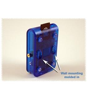 Caixa Azul para Raspberry - Translucent blue - HAMMOND - 1593HAMPITBU