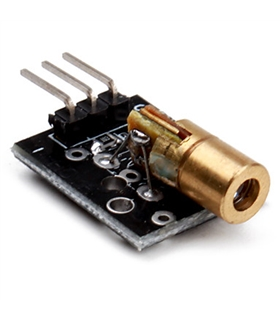 650nm Laser Diode Module for Arduino - MX650NMLASER