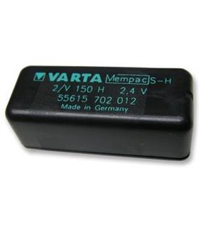 55615702012 -Bateria Recarregável MI-MH,150mAh, 2.4V - 55615702012