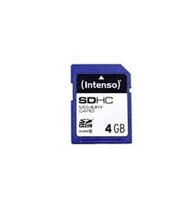 Cartão de memória 8Gb SDHC Class10 Intenso - SDHC8GBI