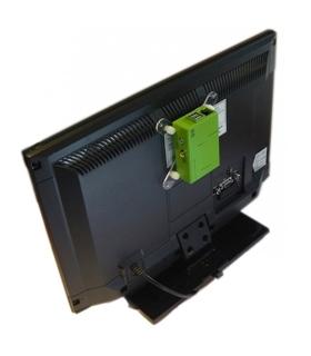 Kit Fixação Raspberry Pi - ModMyPi VESA Star Mount - MODMYPI