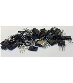 KIT de 25 unidades TIP110 + 25 unidades MUE800 - KIT7