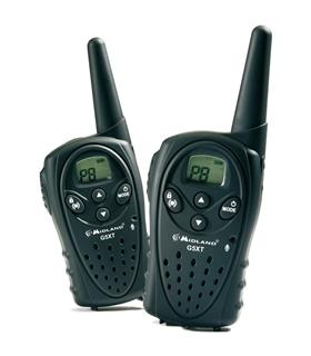 Par de Radios Pmr 446 Mhz Midland - G5