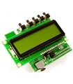 PIFACE CONTROL & DISPLAY 2  I/O BOARD W/ LCD FOR RASPBERRY