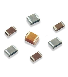 Condensador Ceramico 33nF 50V Caixa 0805 - 3333N50V0805