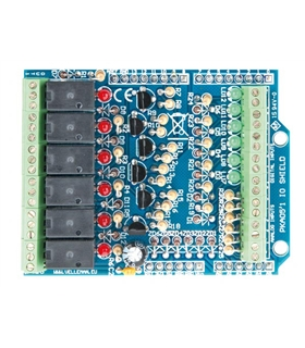 Kit Velleman I/O Shield para Arduino - KA05