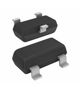 SI2302CDS-T1-GE3 - MOSFET N, 20V, 2.9A, 0.045ohm, TO236 - SI2302CDS-T1-GE3