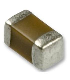 Condensador Ceramico Smd 10pF 50V Caixa 0201 - 3310P50V0201