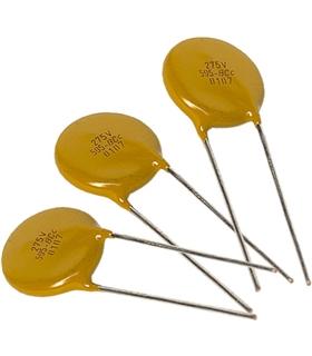 Varistor 7mm 250Vac / 320Vdc - 2217K250
