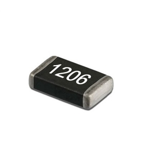 SMD Chip Resistor, Thick Film 65 A,20 ohm, 200 V, 2512 , 1% - 18420R200V2512
